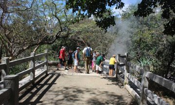 RINCON DE LA VIEJA NATIONAL PARK ONE DAY TOUR .(HIKE).