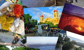NICARAGUA FULL DAY PRIVATE TOUR